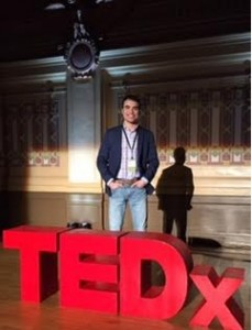 David Petrovic TEDx Talk, Asperger Miracles